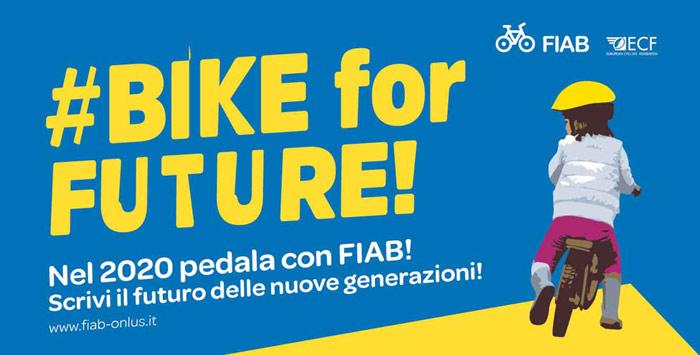 Nel 2020 pedala con FIAB!